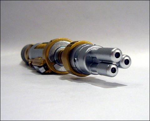 Laser Screwdriver