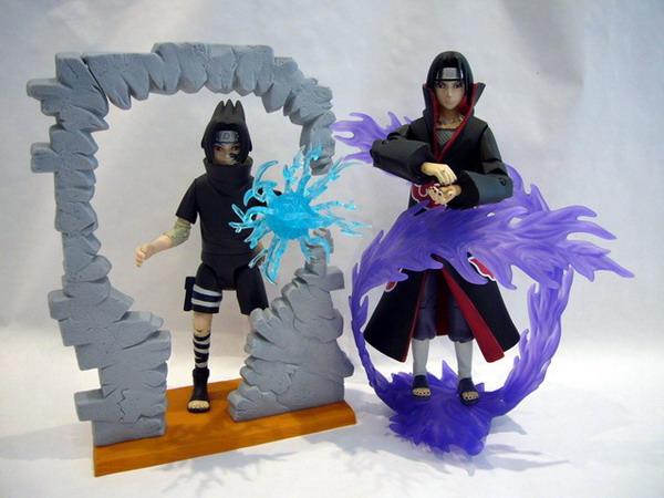 Pliušiniai žaislai Naruto