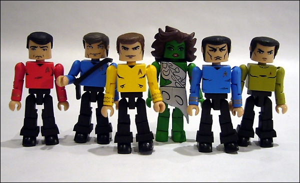 Star Trek Minimates