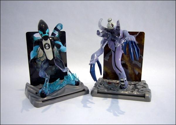 XLR8 & Ghostfreak