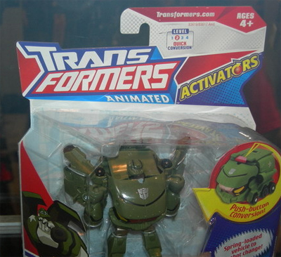 Transformers Animated Activators