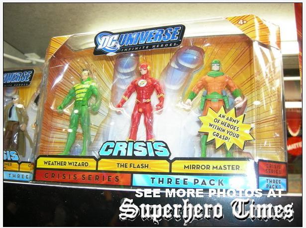 DC Infinite Heroes