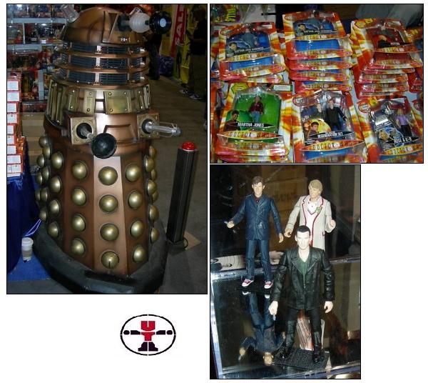 Underground Toys Doctor Who