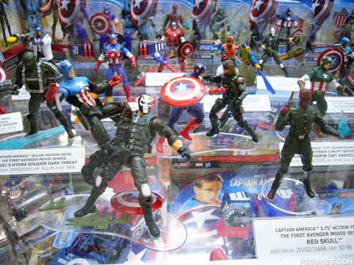 Hasbro Marvel Captain America