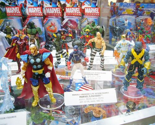 Hasbro Marvel Universe