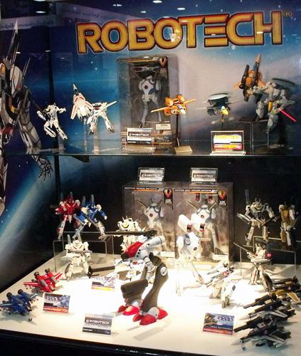 Toynami Robotech/Macross